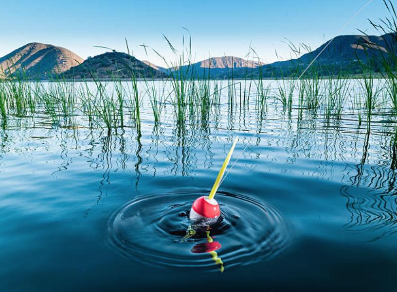 galleggiante per pescare