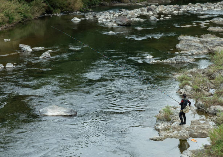 pesca fiume alla bolognese
