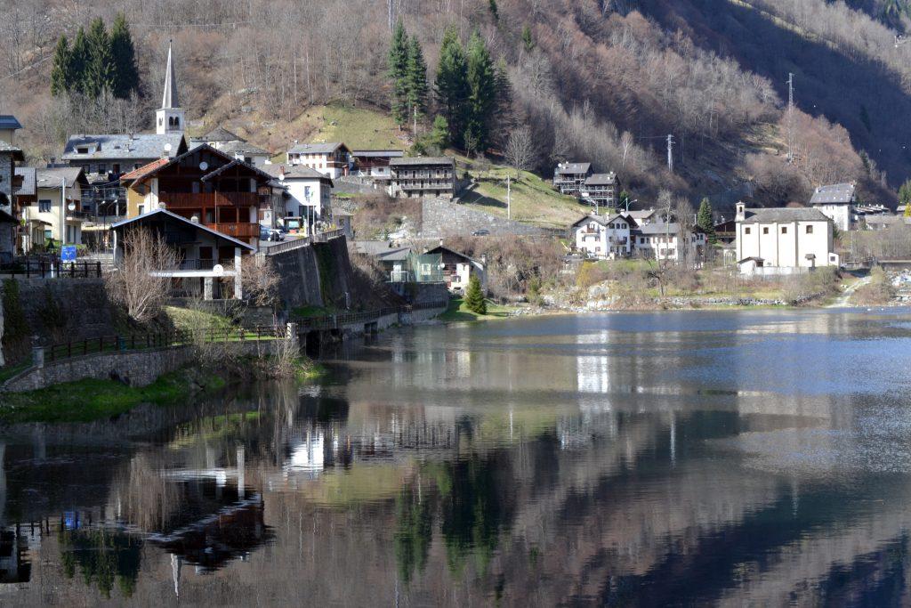 Lago di Rimasco